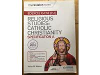 Religious Studies: Catholic Christianity, Specification A Revision Guide - Hodder Education