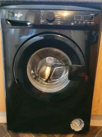 Black bush washer 7kg 1400 spin