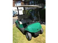 Yamaha petrol golf buggy