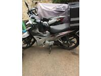 For sale Honda inova 125 2014