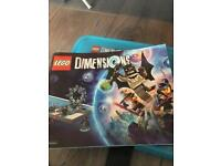 Large Lego Dimensions Collection