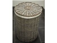 NICE TWO LAUNDRY BASKETS - new and perfect condition