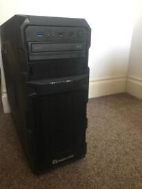 NVIDIA GTx1050  RUNS ALL GAMES  UNUSED PC!!!!!
