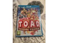 Wii U Wii U captain toad treasure tracker