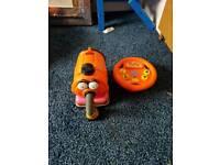 Teletubbie toys