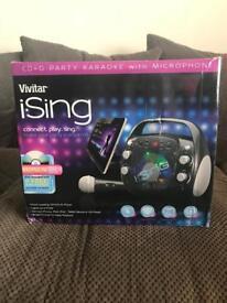 Vivitar I.Sing karaoke machine