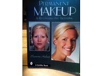 Permanent makeup tattoo book