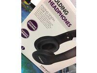 Intempo folding headphone brand new boxed