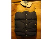 Criminal Damage Bodywarmer Jacket