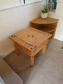 Side table x2