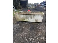 1500liter Animal drinking trough