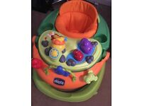 Chicco walky talkie baby walker