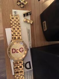 D&G genuine watch