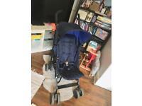 Mamas and Papas 'Accent Grafitti' Stroller/Pushchair/ Buggy/ Pram