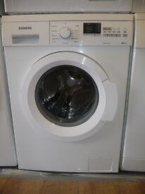SIEMENS IQ100 8 KG Washing Machine - 1400 RPM - Local Delivery
