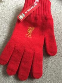 Liverpool gloves