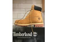 Timberland -Men's icon 6-inch premium boot (Size 9.5)