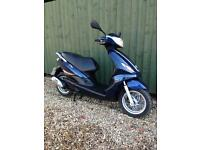 Piaggio Fly 125 Scooter Commuter PCX low miles