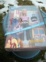 new barbie and complete assessories