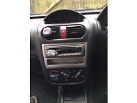 '02 Vauxhall Corsa 1.2 Petrol 99k