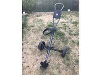 Golf trolley for sale (buyer collect)