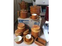 Hornsea pottery design saffron vgc