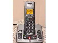 BT Freestyle 750 - Home Phone with Answering Machine