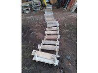marine qualty roap ladders