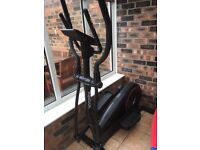 Cross trainer rebok
