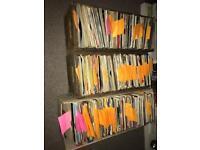 """7"""" 45's vinyl records!"""
