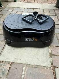 BTM Fitness Massage Plate, oscillating