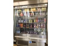 Commercial fridge/drinks chiller