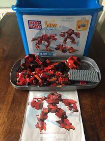 Mega blocks mini builders