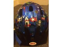 Children bike helmet.