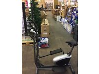 Dynamix 2 in 1 Cross Trainer And Exercise Bike