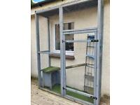 SOLD PENDING COLLECTION Cat cage / Aviary / Outdoor Pet Enclosure