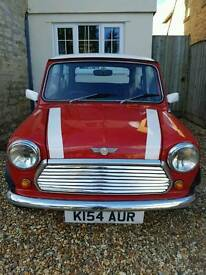 Mini Cooper 1.3 injection