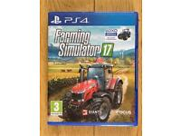 Farming Simulator 2017 Playstation 4 (PS4)