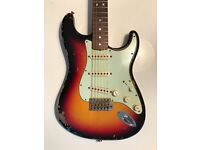 Fender Custom Shop Stratocaster 1968 Mike Landau