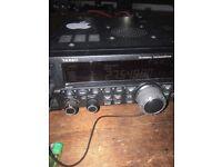 Yaesu FT450d Amateur Radio