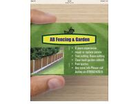 Fencing and gardening