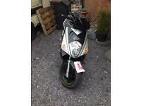 50cc tgb moped