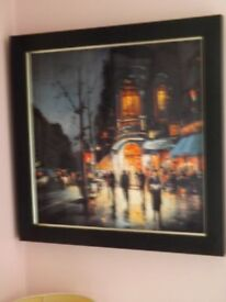 HENDERSON CISZ SIGNED LIMITED EDITION PRINT