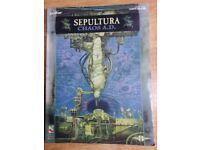 Sepultura Chaos A.D. guitar songbook tablature