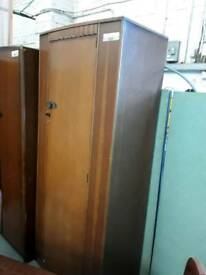 Vintage Single Wardrobe. Delivery Available