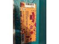 Parklife festival weekend ticket 2017
