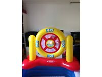Large inflatable game new