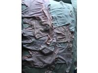 Like new baby 0-3 designer suits £50 for 7 suits