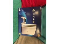 Brand NEW & Sealed PS4 Pro console (white) - no delivery, no offers £235