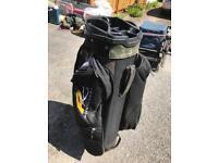 Used Powakaddy golf bag